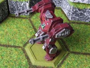 Mecha- Hunter Pose 2 (1/285th) in White Strong & Flexible