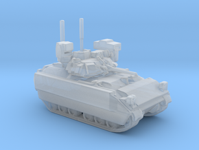 Bradley v1 1:450 scale in Smooth Fine Detail Plastic