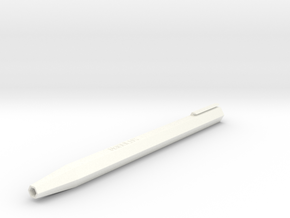 PEN BASE v0.1(beta) in White Strong & Flexible Polished