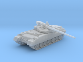 1/160 Russian Object 477 Molot AFV Prototype in Smooth Fine Detail Plastic