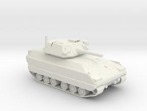 bradley v2 1:220 scale in White Natural Versatile Plastic