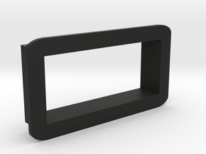 "SwedishVaper VM bezel 0.28"" in Black Natural Versatile Plastic"