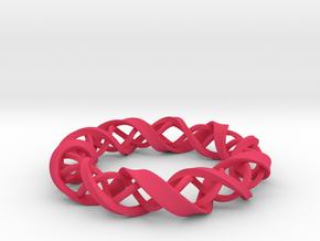 InFusion in Pink Processed Versatile Plastic: Medium