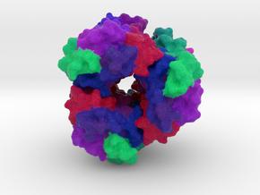 Bacteriorhodopsin in Full Color Sandstone