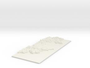 Torbay W286 S45 E296 N69 in White Natural Versatile Plastic