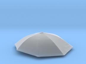 1/20 Umbrella for Auto Racing Diorama in Smooth Fine Detail Plastic