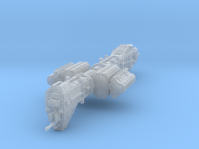 EA Omega Destroyer Full Thrust Scale in Smooth Fine Detail Plastic