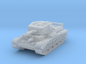 10mm Cromwell tank in Smooth Fine Detail Plastic