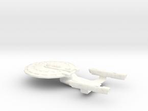 ArcherClass in White Processed Versatile Plastic
