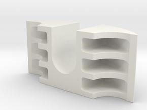 Ikea U-WEDGE 122998 in White Strong & Flexible