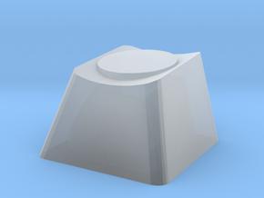 Quake Cherry MX Keycap in Smooth Fine Detail Plastic