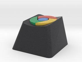 Google Chrome Cherry MX Keycap in Full Color Sandstone