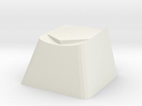 World of Warcraft Alliance Cherry MX Keycap in White Natural Versatile Plastic
