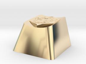 Bleach Cherry MX Keycap in 14K Yellow Gold