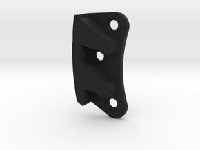 STOP RH, REAR HATCH, W123 T in Black Natural Versatile Plastic