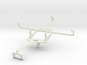 Controller mount for Xbox One S & Gigabyte GSmart  in White Natural Versatile Plastic