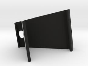 TABLETstl in Black Natural Versatile Plastic