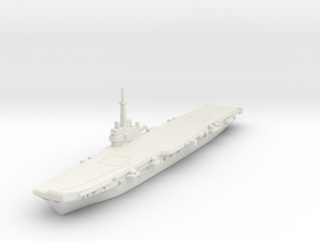 1/1250 INS Vikrant R11 CV (1989) in White Strong & Flexible