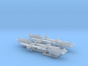 1/700 FM-2 w/Gear x8 (FUD) in Smooth Fine Detail Plastic