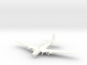 XB-19 w/Gear (FUD) in White Processed Versatile Plastic: 1:350