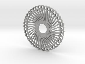"Fidget Spinner ""40 Arms"" in Aluminum"