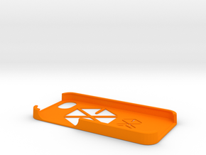 Kpop EXO  Case Shell For Iphone 6 in Orange Processed Versatile Plastic