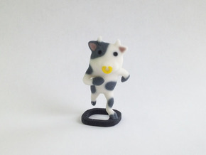 Futa Cow in Full Color Sandstone