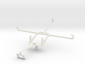 Controller mount for Xbox One S & Asus ZenPad C 7. in White Natural Versatile Plastic