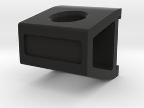 Tormach DIN rail TTS Holder in Black Natural Versatile Plastic