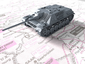1/144 German Sd.Kfz.162 Jagdpanzer IV Lang (E) in Smooth Fine Detail Plastic