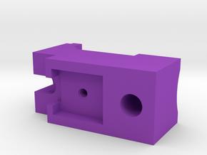 JG vsr10 hopup block in Purple Processed Versatile Plastic