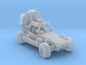 Desert Patrol Vehicle v1 1:220 scale in Smooth Fine Detail Plastic