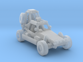 Desert Patrol Vehicle v1 1:285 scale in Smoothest Fine Detail Plastic