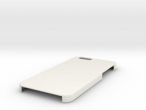 Iphone 6 case custom in White Natural Versatile Plastic