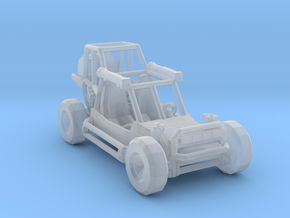 Light Strike Vehicle v1 1:285 scale in Smooth Fine Detail Plastic
