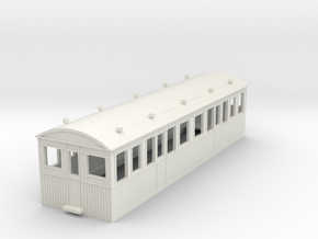 o-87-lor-32ft-trailer-coach in White Natural Versatile Plastic