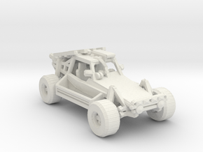 Advance Light Strike Vehicle v2 1:160 scale in White Natural Versatile Plastic
