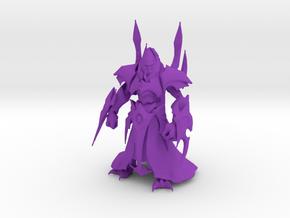 1/35 Alarak Tal'darim Charge Ready in Purple Processed Versatile Plastic