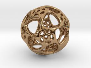 TILD - Lucid Dream Totem. in Polished Brass