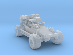 Advance Light Strike Vehicle v3 1:220 scale in Smooth Fine Detail Plastic