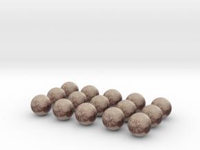 15 Pluto in Full Color Sandstone