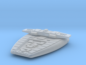 3788 Scale Maesron Light Cruiser (CL) MGL in Smooth Fine Detail Plastic