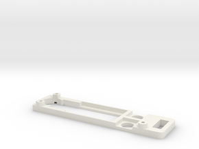 DNA 75/200/250 Board Holder in White Natural Versatile Plastic
