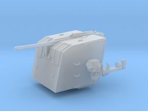 "1/72 DKM 10.5 cm/45 (4.1"") SK C/32 in Smooth Fine Detail Plastic"