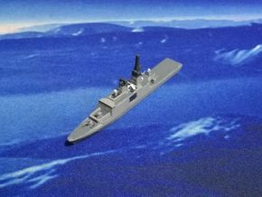 Kang Ding-Class Frigate, 1/1800 in White Natural Versatile Plastic