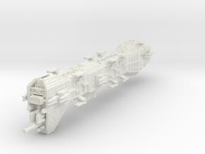 EF Nova Dreadnaught Armada Scale in White Natural Versatile Plastic