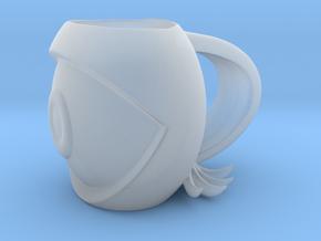 eye mug  in Smooth Fine Detail Plastic