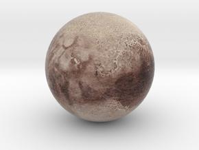 Pluto in Full Color Sandstone
