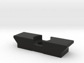 LEX™ Nano Swiss in Black Natural Versatile Plastic