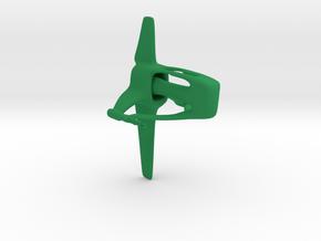 LNW Brakiri Avioki Armada Scale in Green Processed Versatile Plastic